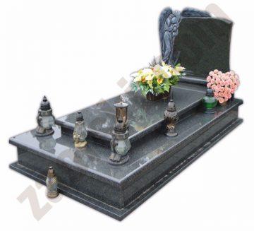 Zaorski - nagrobki grobowce wariant 11