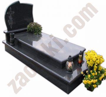Zaorski - nagrobki grobowce wariant 4
