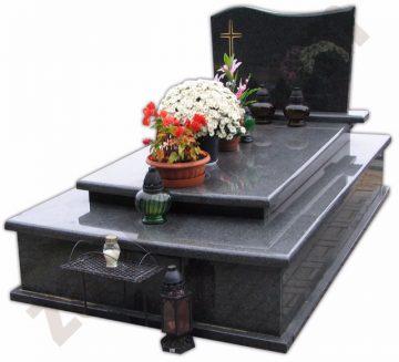 Zaorski - nagrobki grobowce wariant 8