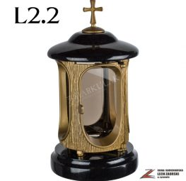 Lampion cmentarzowy 6