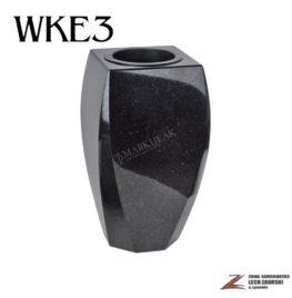 Cmentarzowy wazon zdobiony 12