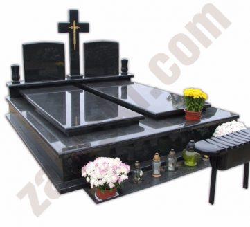 Zaorski - nagrobki grobowce wariant 6