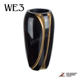 Cmentarzowy wazon zdobiony 3