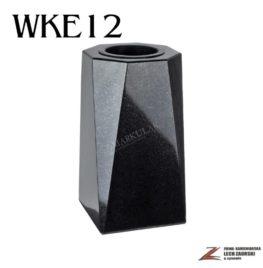 Cmentarzowy wazon zdobiony 21