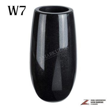 Cmentarzowy wazon toczony 7